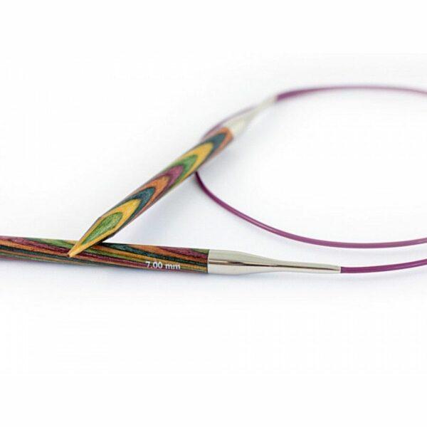 agujas circulares intercambiables knitpro symfonie
