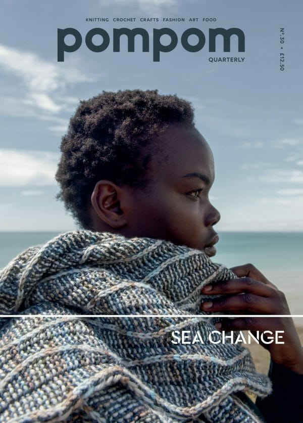 Pom Pom Issue 30 Autumn 2019 Front Cover