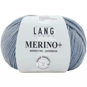 merino + lang yarn