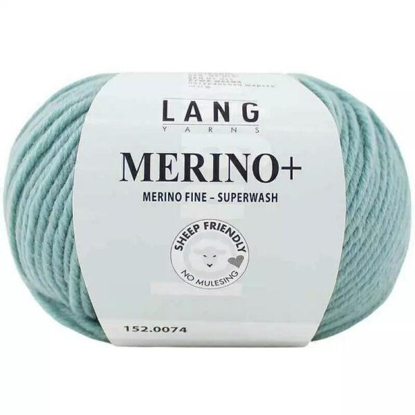 lang yarns merino74