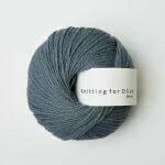 Dusty Petroleum Blue