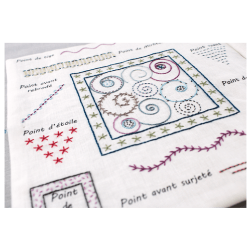 cahier broderie points broderie 4