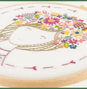 eglantine fleur des champs 1