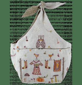sac pinces a linge automne