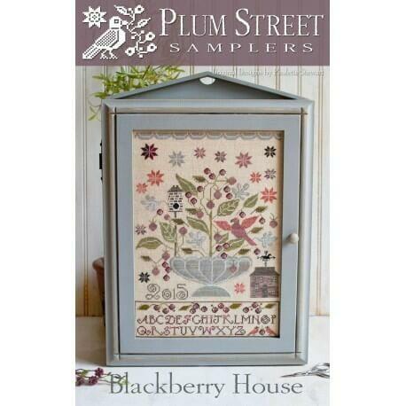 blackberry house pss