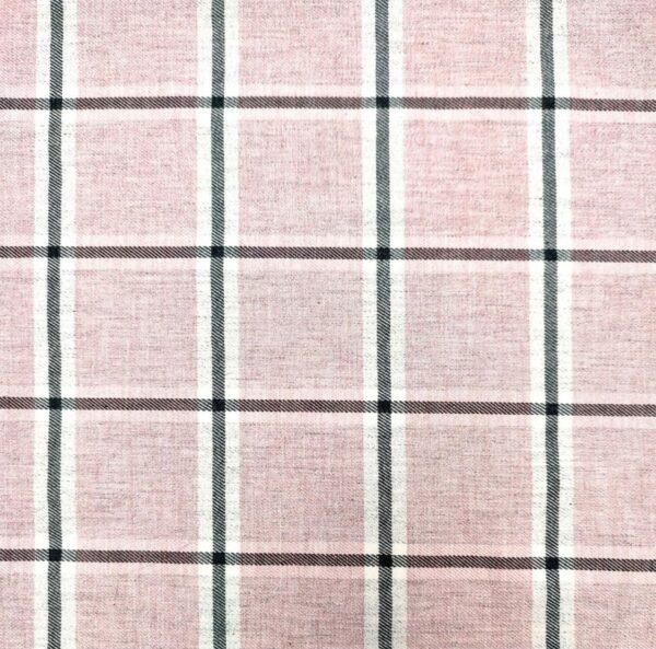 tartan rosa