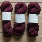 burgundy grey