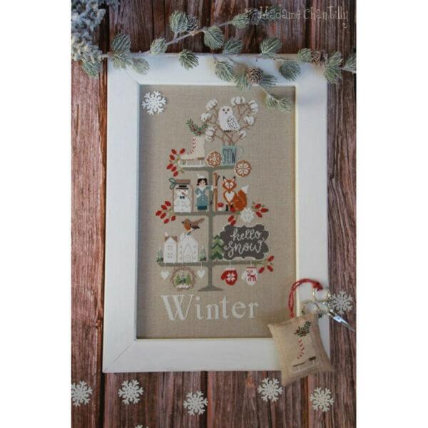celebrate winter madame chantilly 202